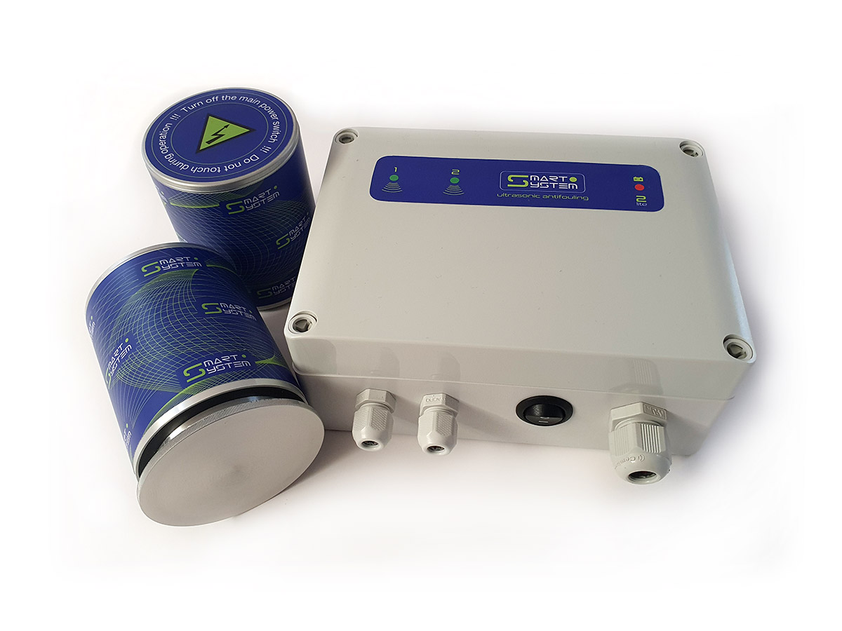 smart system ultrasonic antifouling solution LITE-2